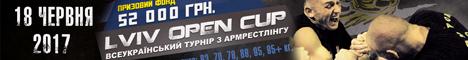 Lviv Open Cup 2017